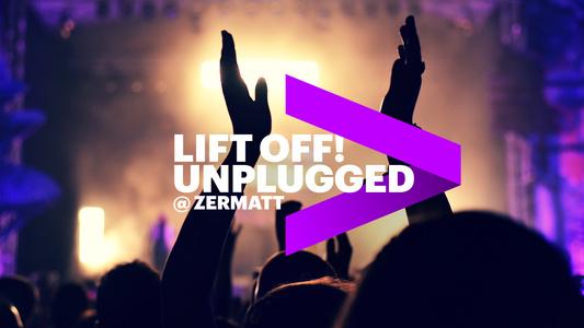 Event Accenture LIFT OFF! UNPLUGGED @ ZERMATT body