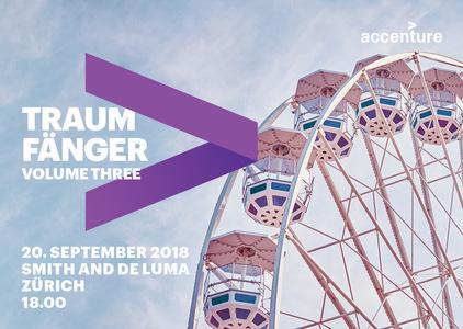 Event Accenture TRAUMFÄNGER – VOLUME THREE body
