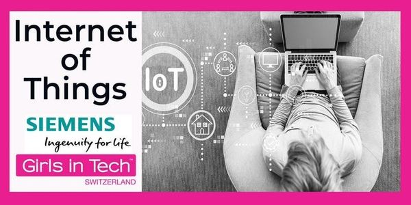Event Siemens Schweiz AG How IoT works and impacts our lives - and other questions you want to ask! body
