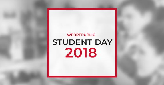 Event Webrepublic AG WEBREPUBLIC STUDENT DAY 2018 body
