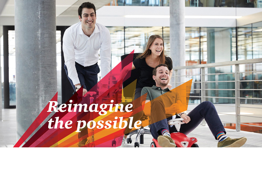 Event PricewaterhouseCoopers Inside PwC Zürich 2017 header