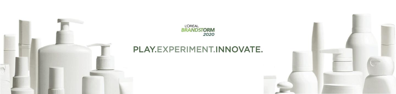 Event L'Oréal Suisse S.A. L'Oréal Brandstorm 2020 header