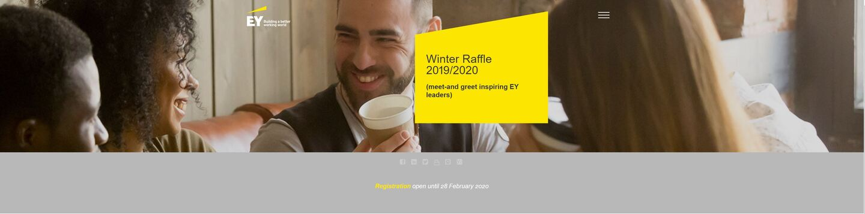 Event EY Winter Raffle 2019/2020 –St.Gallen header