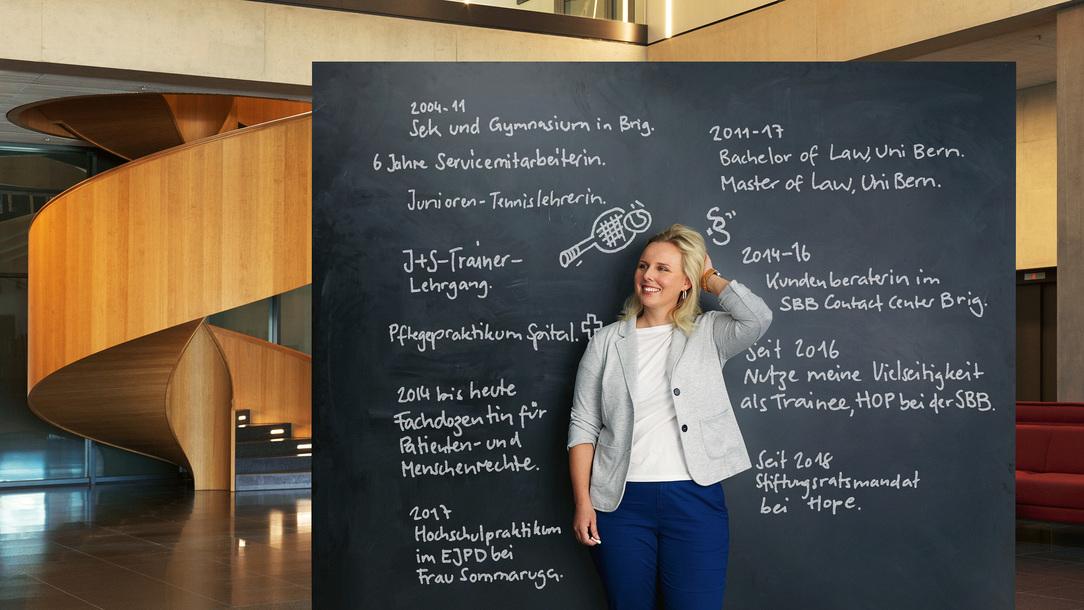 Event Schweizerische Bundesbahnen SBB SBB Career Starter Day header