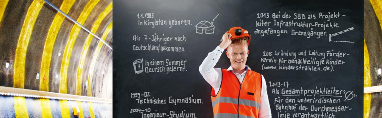 Event Schweizerische Bundesbahnen SBB SBB Engineering Talk header