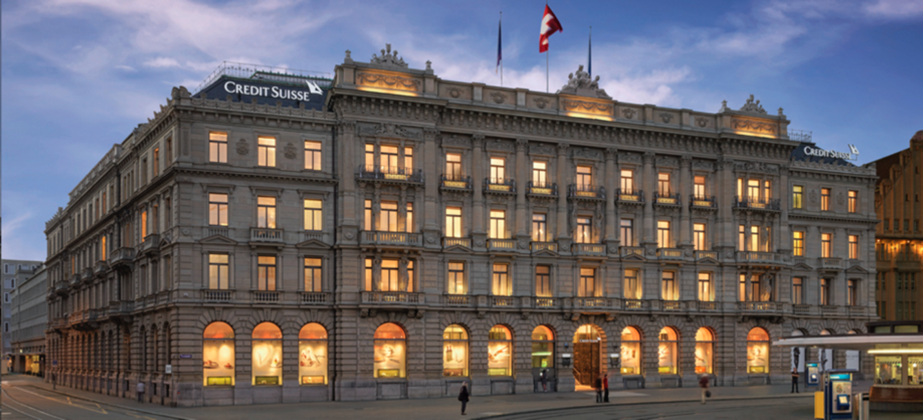 Event Credit Suisse AG Women in Banking –  Brunch @ Credit Suisse header
