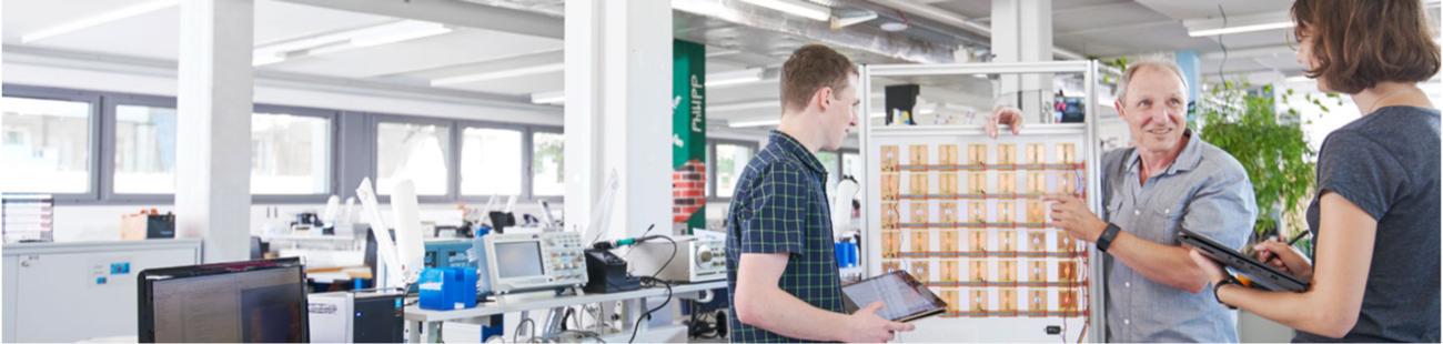 Baumer Electric AG als Arbeitgeber auf talendo