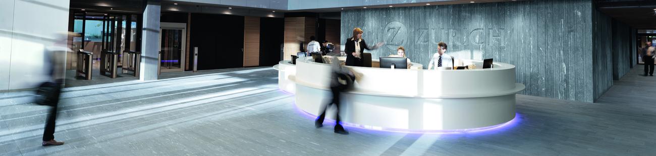 Zurich Insurance Company Ltd als Arbeitgeber auf talendo