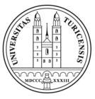 Universität Zürich Logo talendo
