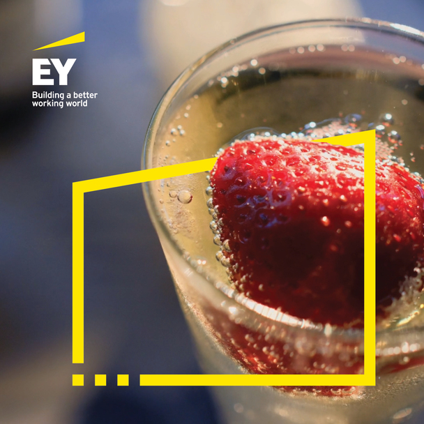 EY's Sparkling Strategy – virtual wine tasting and strategizing