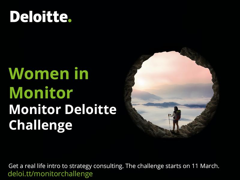 Women in Monitor Challenge