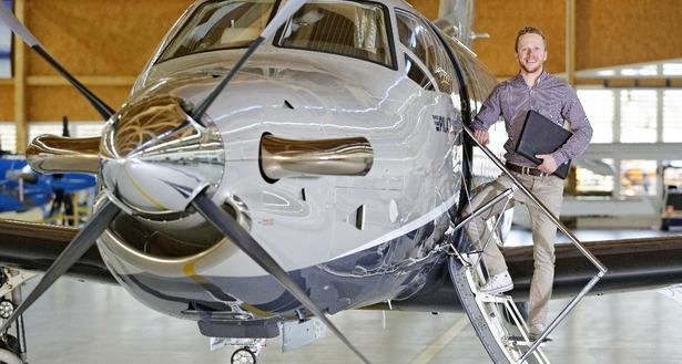 Arbeiten bei Pilatus Flugzeugwerke AG 1127d9