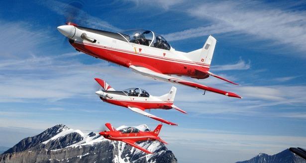 Arbeiten bei Pilatus Flugzeugwerke AG c04d02