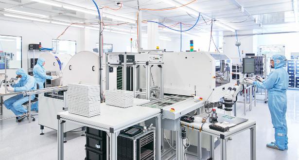 Arbeiten bei Baumer Electric AG 610bf8