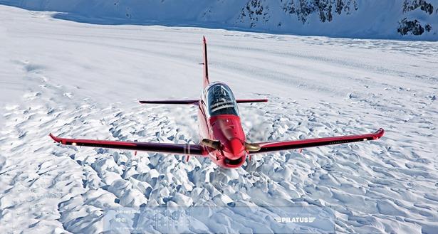 Arbeiten bei Pilatus Flugzeugwerke AG 117b8e